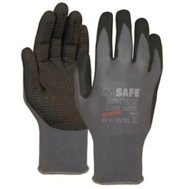 M-Safe Nitri-Tech Foam 14-695 handschoen