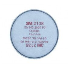 DUST FILTER 3M P3 OZONE 2138
