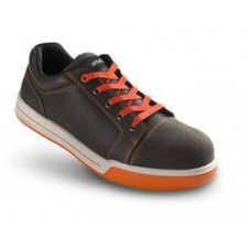 LOW SHOE PRO-SNEAKER BROWN S3 SRC