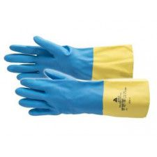 GLOVE PRO-CHEM LATEX PLUS