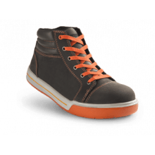 HIGH SHOE PRO-SNEAKER BROWN S3 SRC