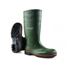 BOOT ACIFORT HEAVY DUTY S5 SRA GREEN
