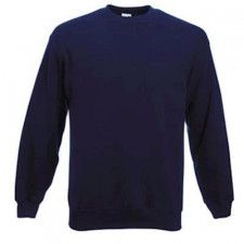 Frucht vum Loom 622020 Set-In Sweat-Pullover