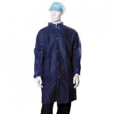 Laboratory jacket polypropylene