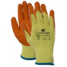 Latex-Grip handschoen
