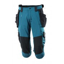 ¾ Length Trousers, holster pockets, str.