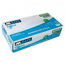 M-Safe 4520 disposable nitril handschoen
