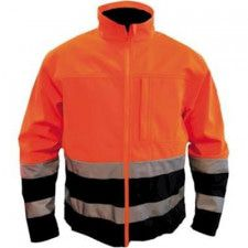 M-Wear 1300 softshell jas