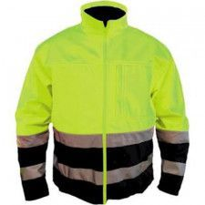 M-Wear 1302 softshell jas