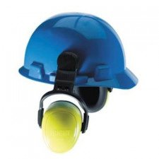 MSA left / RIGHT HIGH earmuff with helmet attachment