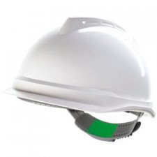 MSA V-Gard 520 safety helmet with Push-Key interior
