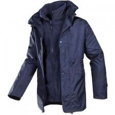 Sioen 298A Crossfield 3-in-1 parka