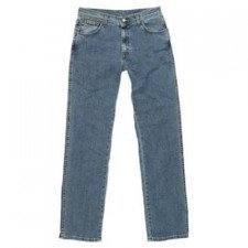 Wrangler Texas Stretch Blue Jeans