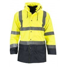 PARKA ALL SEASON HI-VIZ 5 IN 1