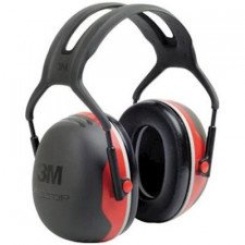 3M Peltor X3A earmuff with headband