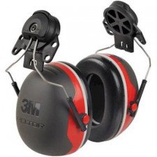 3M Peltor X3P3 earmuff with helmet attachment