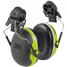 3M Peltor X4P3 earmuff with helmet attachment