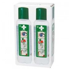 Cederroth 2-pack 500 ml eyewash bottle