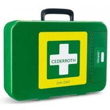 Cederroth 390104 First Aid Kit DIN 13157