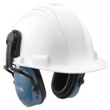 Howard Leight Clarity C1H hearing hood with helmet attachment