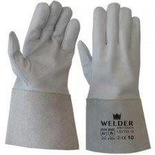 Welding leather glove
