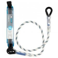 M-Safe 4060 lifeline with fall absorber 1,5 m