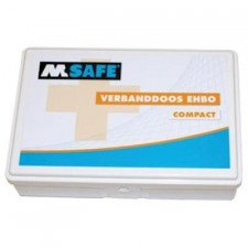M-Safe first aid compact connection box