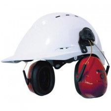 M-Safe Sonora 2 hearing hood with helmet attachment