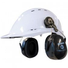 M-Safe Sonora 3 hearing hood with helmet attachment
