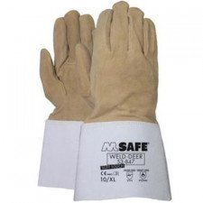 M-Safe Weld-Deer 53-847 welding glove