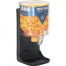 Moldex 762501 dispenser small with 250 pair of Mellows earplugs