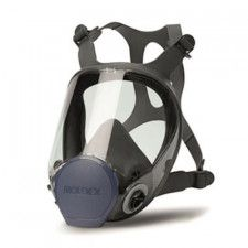 Moldex 900101 full face mask with bayonet connection