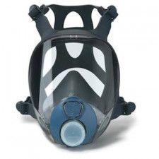 Moldex 900401 full face mask with threaded connection
