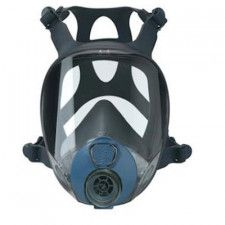Moldex 900501 full face mask with threaded connection
