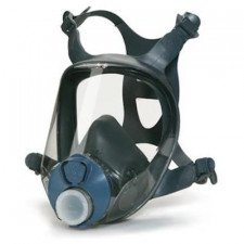 Moldex 900601 full face mask with threaded connection