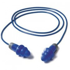 Moldex Rockets 640901 detectable earplug with cord