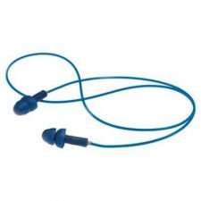 MSA RIGHT reusable detectable earplug with cord