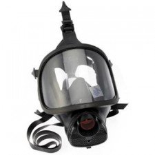 Spasciani TR 82 full face mask with scratch-resistant window